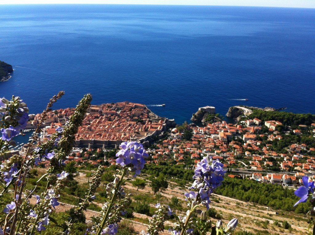 Dubrovnik - The Best View from a Sad Rooftop