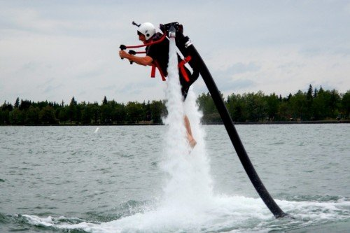 Jet Pack Sylvan Lake