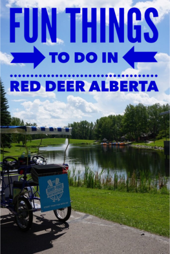 Fun Things to do in Red Deer Alberta