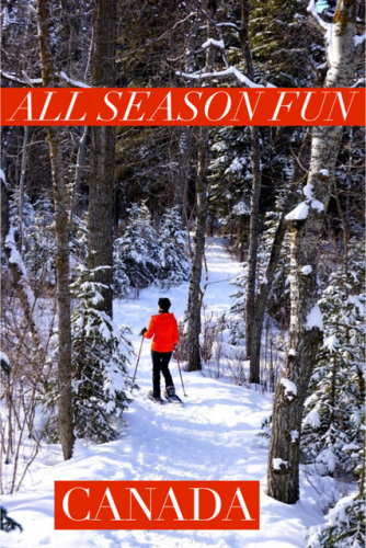 All season fun Canada