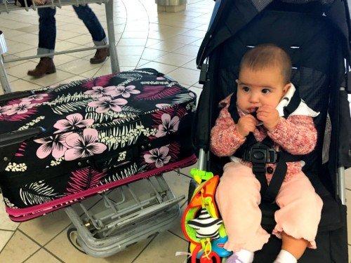 Traveling with grandchildren