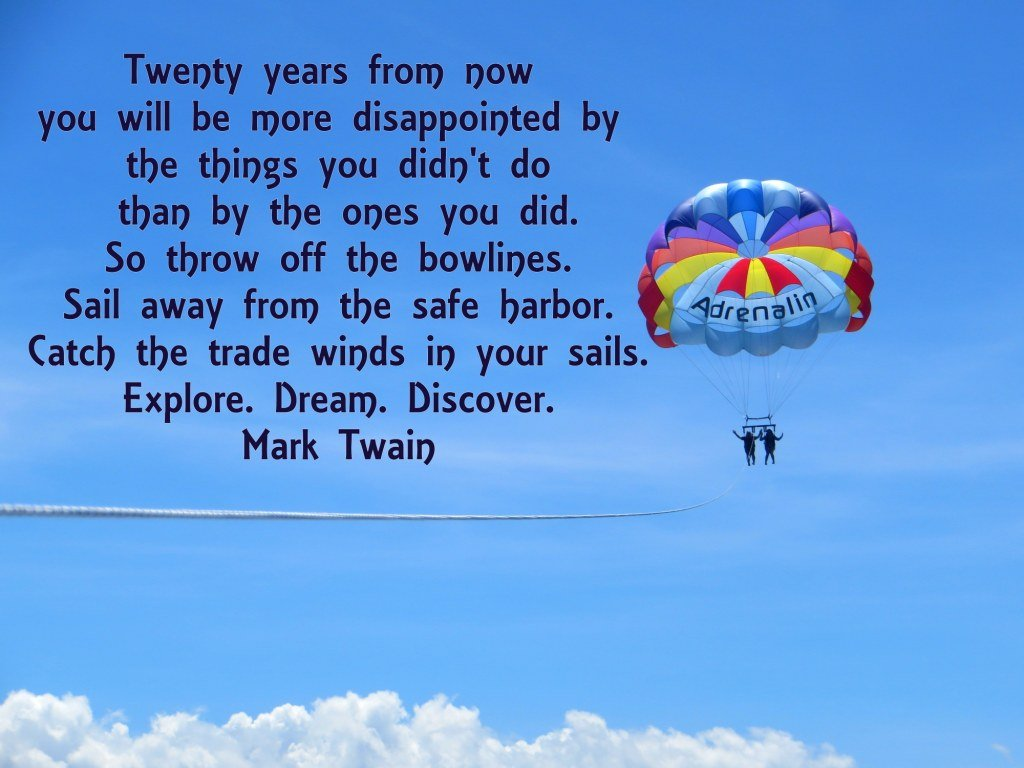Sailing Traveling Quotes: 10 Inspirational Travel Quotes To Induce Wanderlust