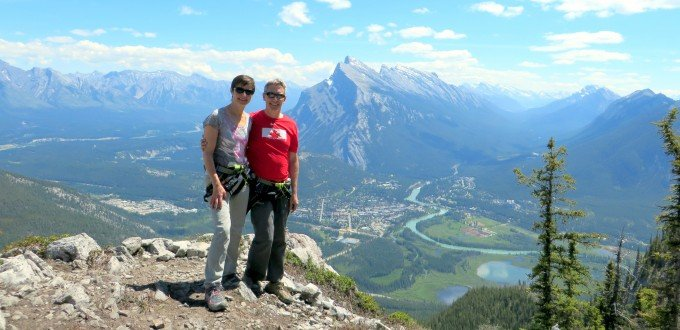 View Mount Rundle Banff