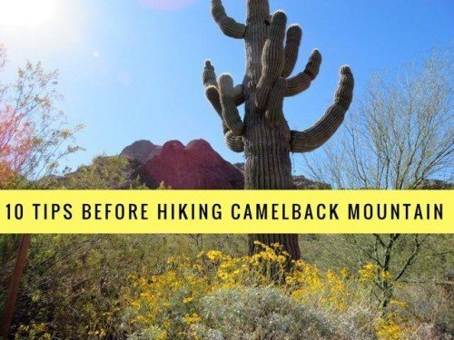 10 Tips Before Hiking Camelback Mountain