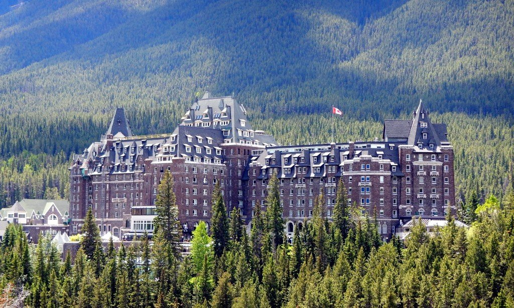 Banff Springs Hotel Was That A Ghost In The Lobby Travel Tales Of Life
