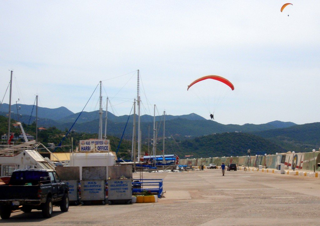 Paragliding in Turkey - Travel Tales of Life