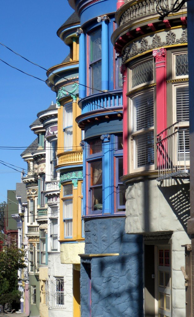 Painted Ladies San Francisco Travel Tales Of Life
