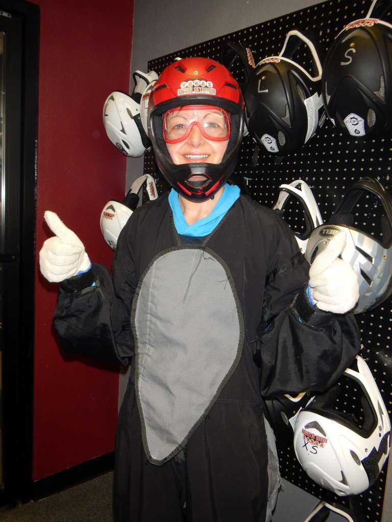 Vegas Indoor Skydiving - To Jump or Not To Jump - Travel