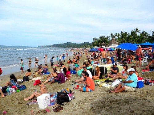 Image Sayulita Mexico Beach