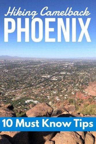 Looking to do some hiking near Phoenix Arizona? Click for 1`0 best hiking tips before climbing Camelback Mountain Arizona one of the most popular urban kikes in the USA . #hiking #Camelbackmountain #Phoenix #Arizona #hikingArizona