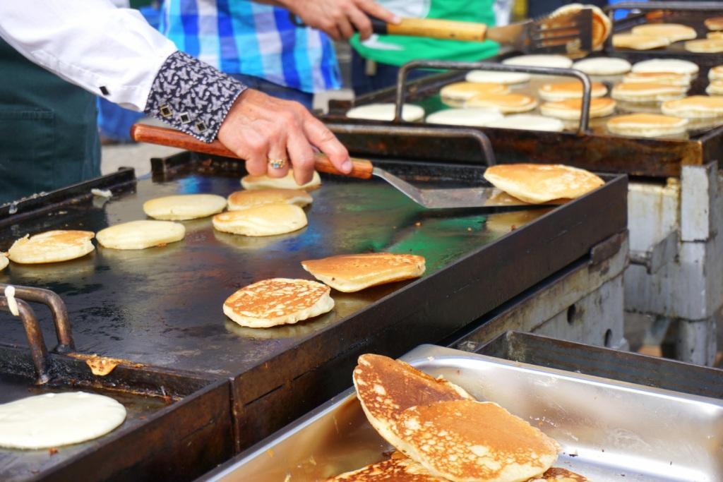 Calgary Stampede Breakfast Free Flipping Flapjacks