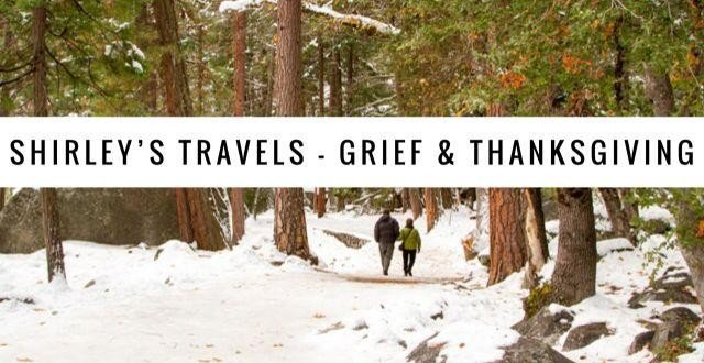 Grief and Thanksgiving