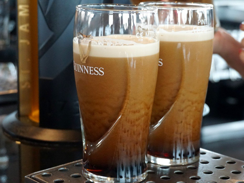 Guinness storehouse dublin brewery tour tips travel tales of life - Guinness beer images ...