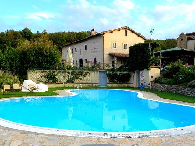 Hotel Osteria Dell\'Orca Bagno Vignoni - Travel Tales of Life