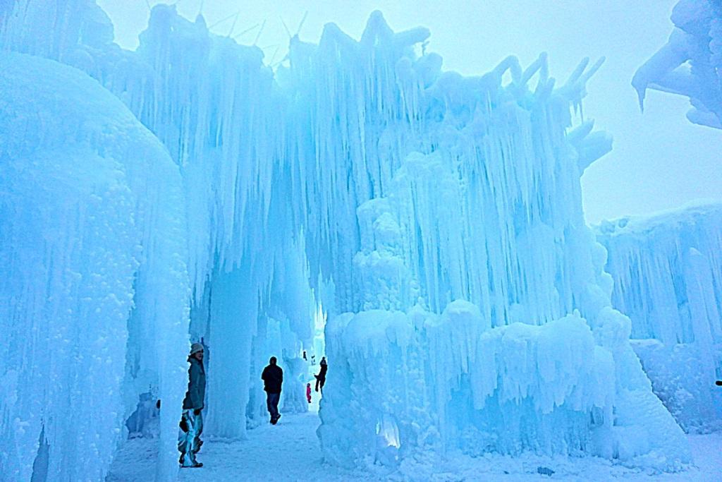 Edmonton Ice Castle And A City Of Winter Magic Travel