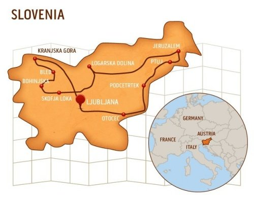 Magical Reasons To Cycle Slovenia Travel Tales Of Life - Where is slovenia
